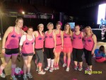Tirecraft supports breast health with Bust-a-Move fundraiser